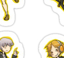 Persona 4 Arena set 1 Sticker