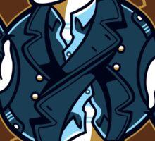 Capt Jack of Hearts - STICKER Sticker