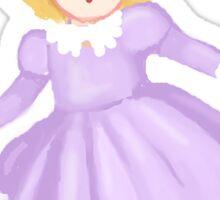 Falling Alice Sticker