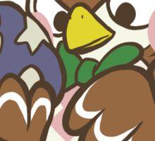 Blathers Sticker Sticker