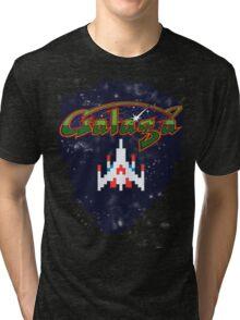 Galaga Tri-blend T-Shirt