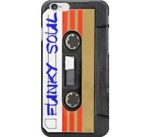 Cool Funky Soul MUSIC - Cassette Tape iPhone Case/Skin