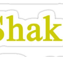 Brazilians Shake It Better  Sticker