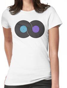 Infinite Music Womens Fitted T-Shirt
