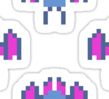 Mini Pixel Cave Mega Pack - Set of 8 Sticker