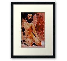 Nude XI Framed Print