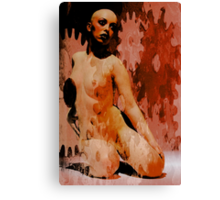 Nude XI Canvas Print