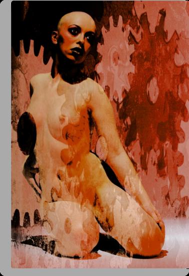 Nude XI by leapdaybride