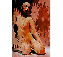 Nude XI Photographic Print
