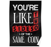 Same Coin Poster