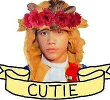 Cutie Pie Dana by Rachael Michelle
