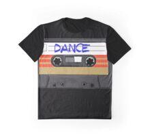 Dance Music Cassette Tape  Graphic T-Shirt