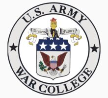 United States Army War College (USAWC) Logo Kids Clothes