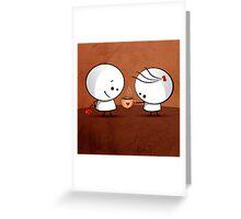 Cuppochino Greeting Card