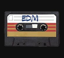 EDM - Electronic Dance Music cassette tape Kids Clothes