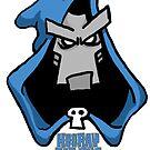 Bad Guy sticker by monsterfink