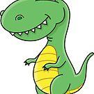 dinosaur by BoYusya