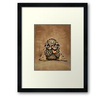 You're on my Heart Framed Print