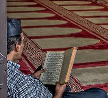 reading the koran by paulcowell