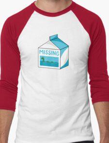 Missing Men's Baseball ¾ T-Shirt