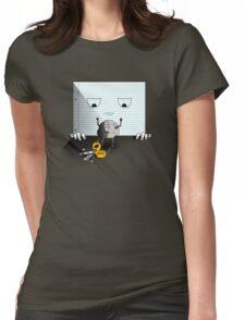 Rock, Paper, Scissors Womens Fitted T-Shirt