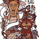 women's handbag by BoYusya