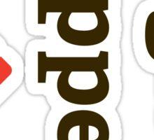 Git Happens Sticker Sticker