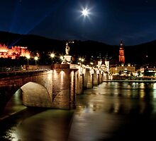 heidelberg bridge by paulcowell