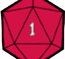 D20 Disasters by Waconer