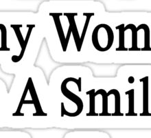 Organists Will Leave Any Woman With A Smile On Her Face Just Ask My Wife  Sticker