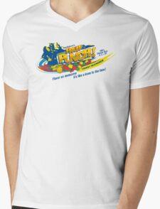 Falcon's Punch! Mens V-Neck T-Shirt