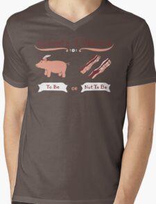 Hamlet's Dilemma Mens V-Neck T-Shirt