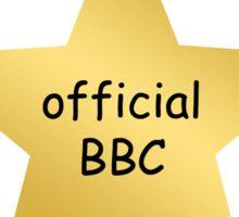 Official BBC Sticker Sticker