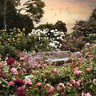 Rose Garden Splendor by Jessica Jenney