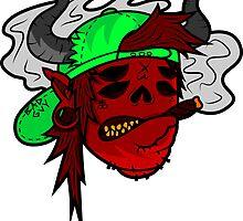 """Bad Guy"" by killrart"