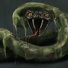 Mecha-Snake by Adam Howie