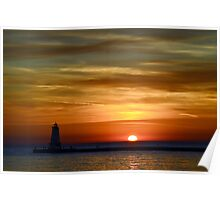 Sunsets 1 Poster