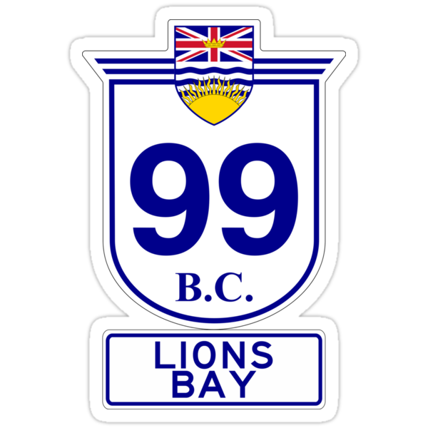 BC 99 - Lions Bay by IntWanderer