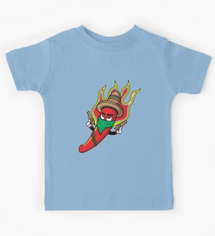 Mr. Spicy HOT Kids Tee