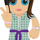 Ja'mie King #1 (Summer Heights High)  by LilLilleys