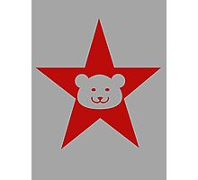 Star Bear! Photographic Print