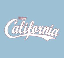 Enjoy California One Piece - Short Sleeve