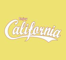 Enjoy California One Piece - Short Sleeve