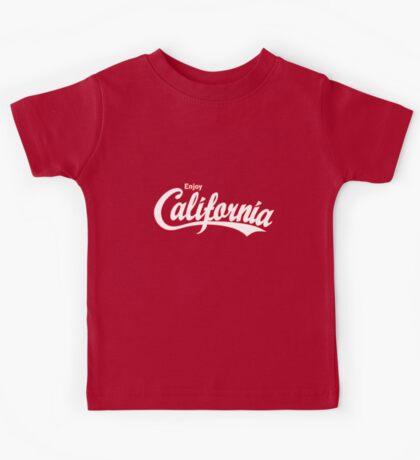 Enjoy California Kids Tee