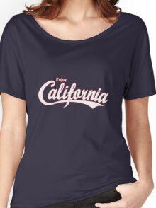 Enjoy California Women's Relaxed Fit T-Shirt