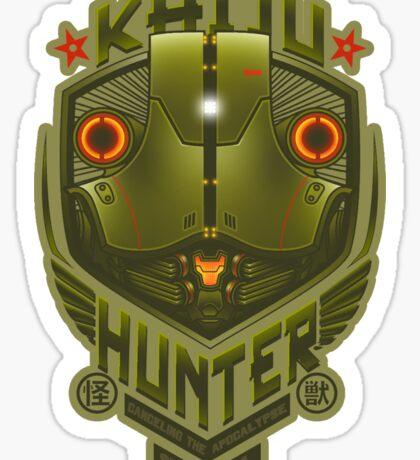 Kaiju Hunter Cherno STICKER Sticker