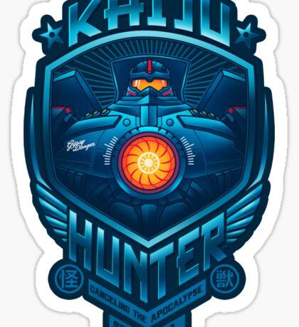 Kaiju Hunter STICKER Sticker