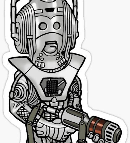 Cyberman S14 Sticker