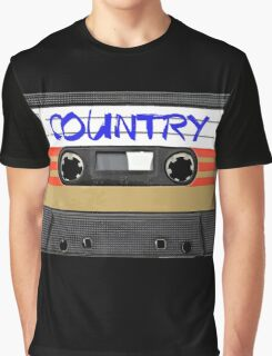 COUNTRY MUSIC Graphic T-Shirt