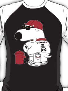 Beware of dog T-Shirt